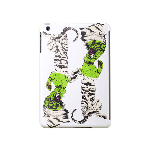 """Four Tigers"" case by Mina Milk iPad Mini"