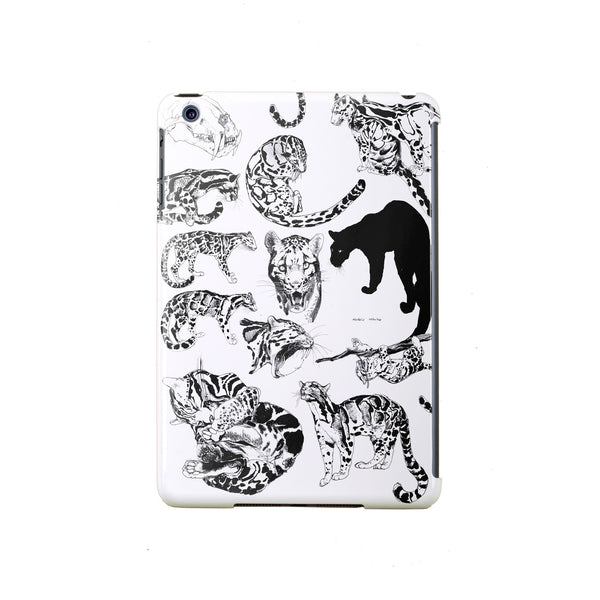 Mini Milk Clouded Leopard iPad Mini Case