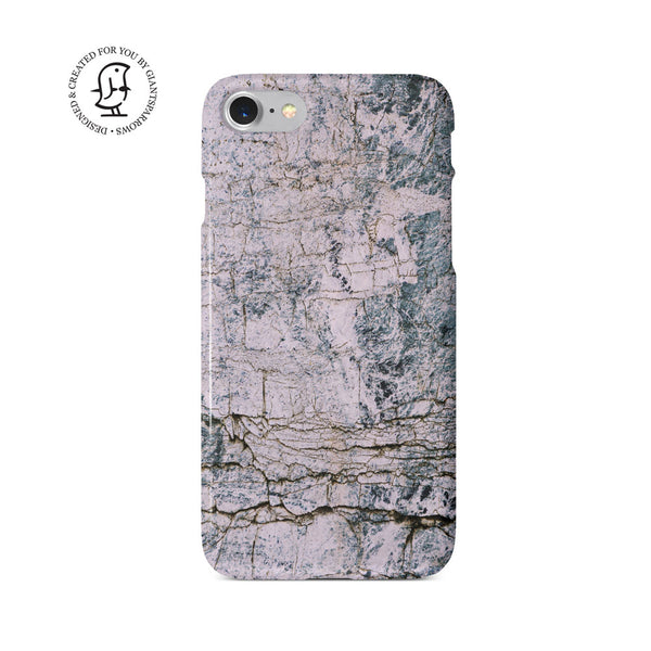 Marble Stone Pink/Blue Design Case