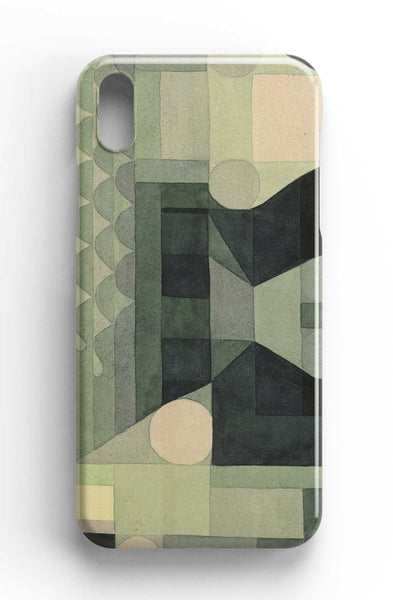 Paul Klee 'Locks' Phone case