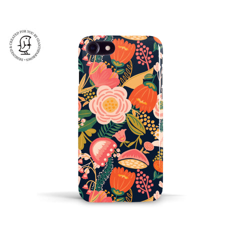 Tracey Coon 'Peaches' Phone Case