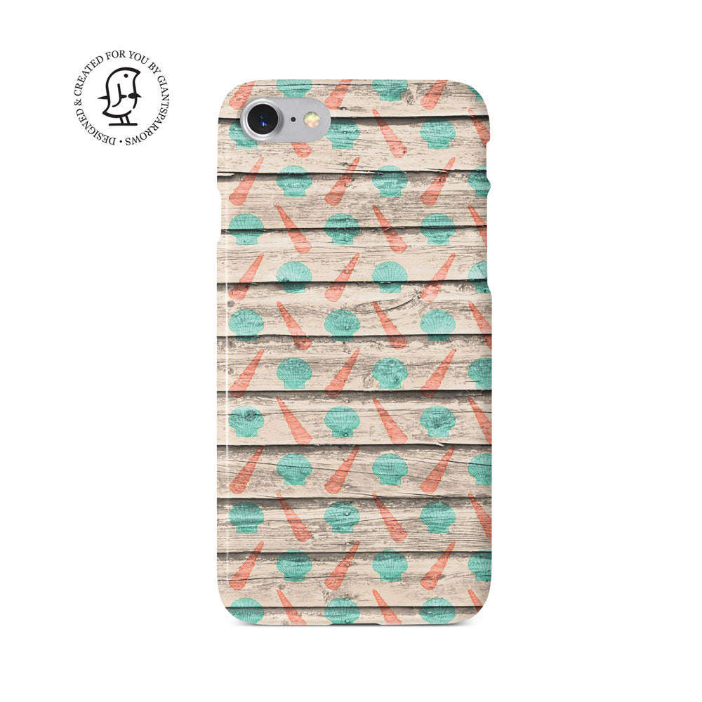 """Shells"" Beach House Collection Phone Case"