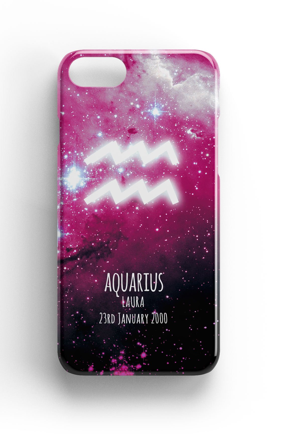 Personalised Star Signs Phone case