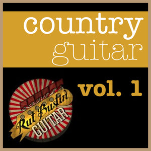 Country Guitar - Vol. 1 - DOWNLOAD