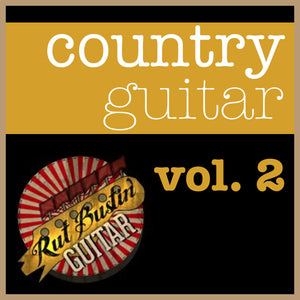 Country Guitar - Vol. 2 - DOWNLOAD