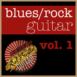 Blues/Rock Guitar - Vol. 1 - DOWNLOAD