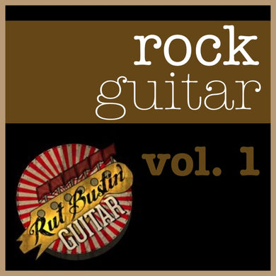 Rock Guitar - Vol. 1 - DOWNLOAD
