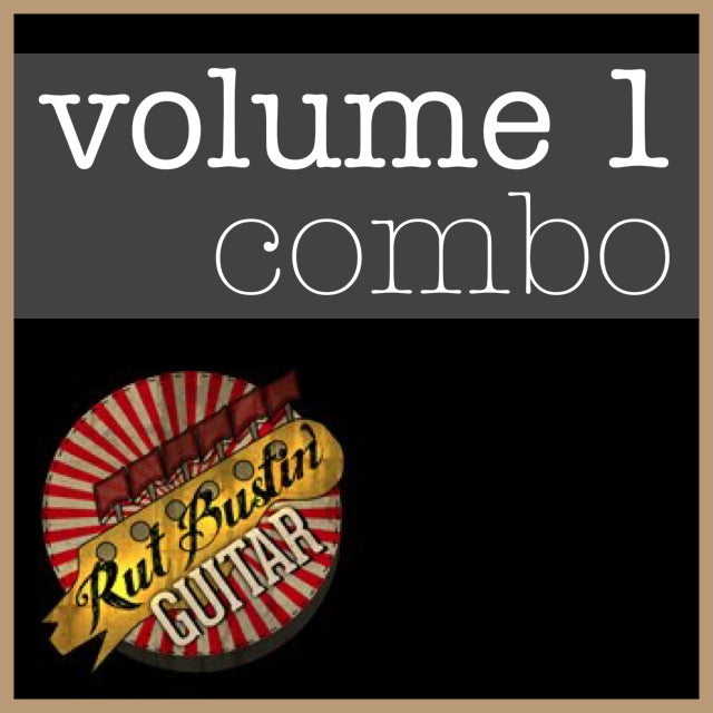 Volume 1 Combo - DOWNLOAD