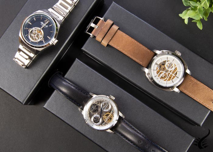 Relojes Automaticos Ingersoll Shelby, Jazz y Director
