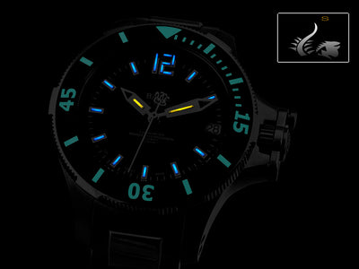 Reloj  Ball Engineer Hydrocarbon Ceramic Midsize, Acero inoxidable