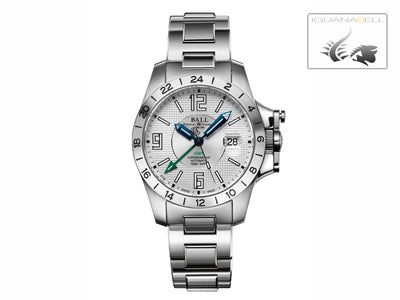 Reloj Ball Engineer Hydrocarbon Magnate GMT , COSC, GM2098C-SCAJ-WH