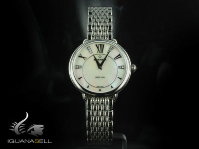 Reloj de cuarzo Eterna Lady Eterna, ETA956.412, 34mm, Diamantes, 2800.41.66.1743