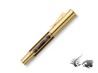 Estilográfica Graf von Faber-Castell Pen of the Year 2016, Maki-e, Oro