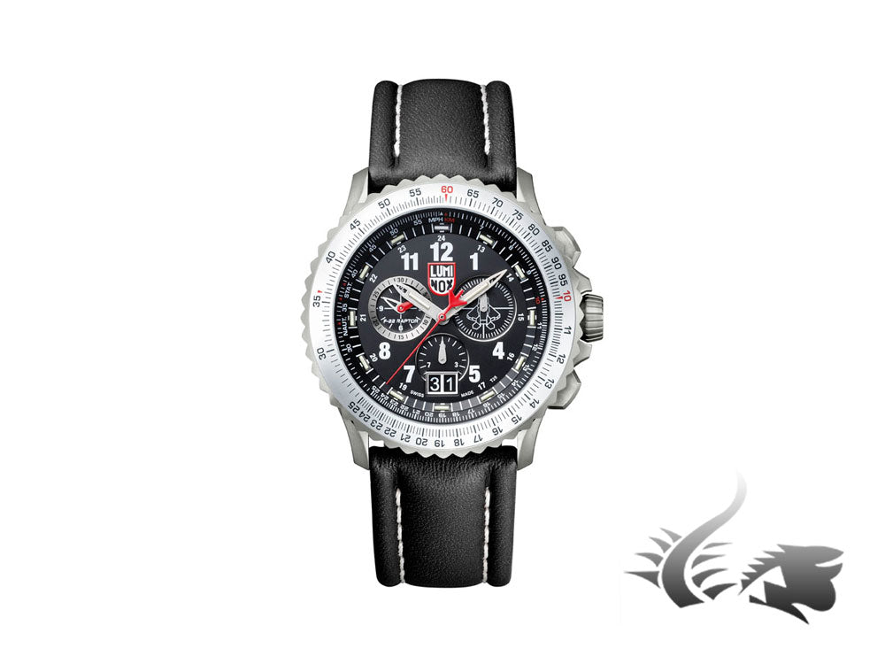 95ddcf494f79 Reloj Luminox F-22 Raptor 9240 Series
