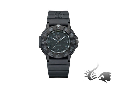 Reloj de Cuarzo Luminox Sea Navy Seal, Carbono, Negro, XS.3001.BO