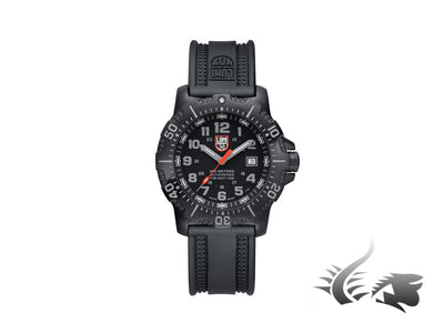 Reloj de Cuarzo Luminox Sea for Navy Use, Negro, XS.4221.NV