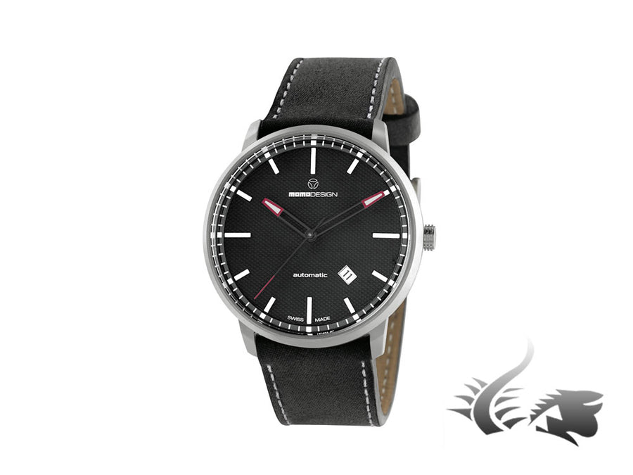 Reloj Momo Design Essenziale Automatic, ETA 2824, PVD, 42,5 mm, MD6004SS-12