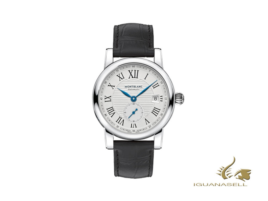 Reloj Automático Montblanc Star Roman Small Second, MB 24.16, 39mm, 111881