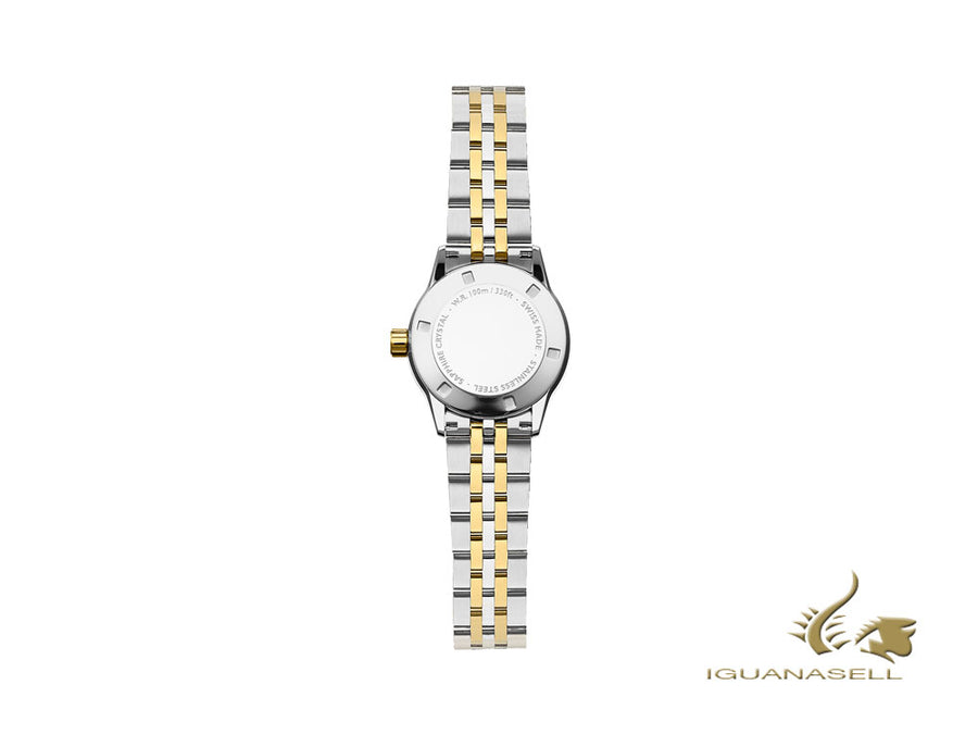Reloj de Cuarzo Raymond Weil Freelancer Ladies, Diamantes, 29mm, Madreperla