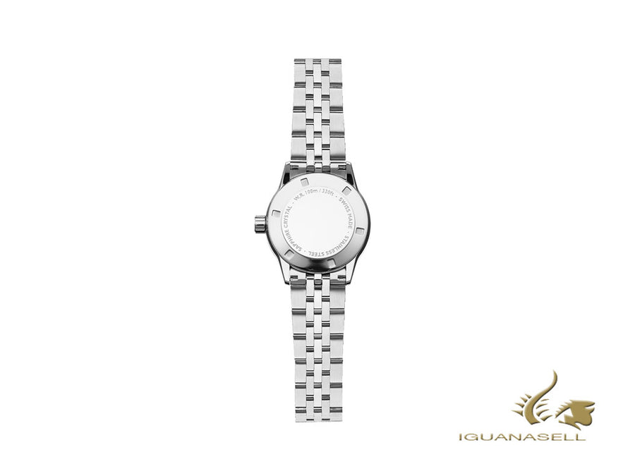 Reloj de Cuarzo Raymond Weil Freelancer Ladies, Diamantes, Negro, 5629-ST-20081