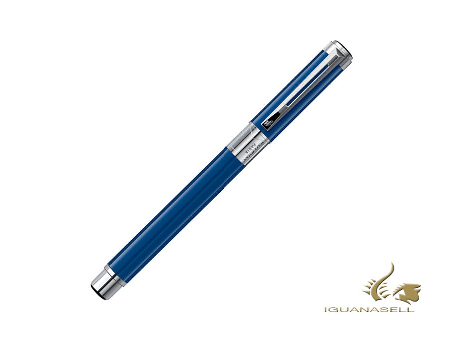 Pluma Estilográfica Waterman Perspective Blue Obsession, Laca