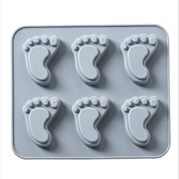 Baby Ankle - Baking Silicone Molds