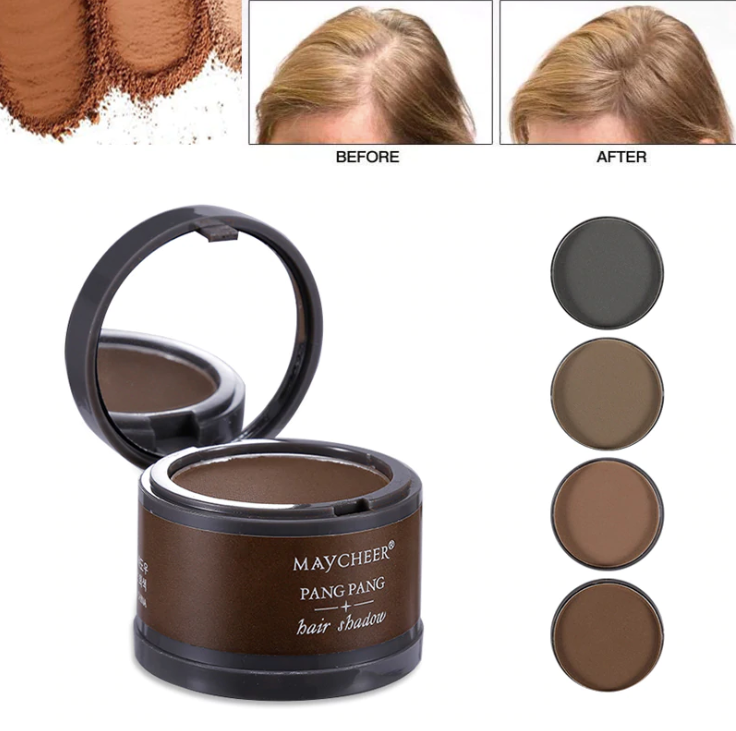 Dye & Dry Instant Root Coverage Powder