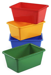 4 Small Storage Bins