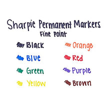 8 Permanent Markers (2414968602688)