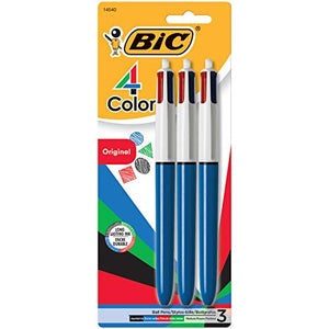 3 Multi-Color Pens