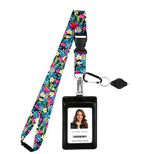 Tropical Lanyard