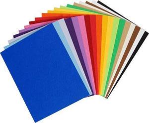 72 Sheets Cardstock