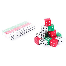 18 Colored Dice Set (2407841103936)
