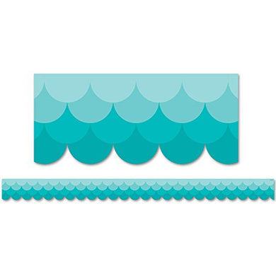 Scalloped Border