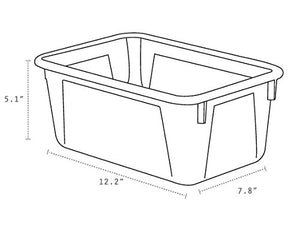 5 Small Cubby Bins (2406464618560)