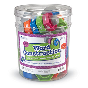 Word Construction Set