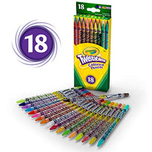 18 Colored Pencils