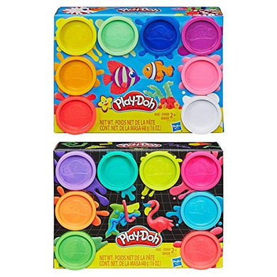 16 Play-Doh Tubs