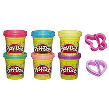 6 Sparkle Play-Doh Tubs (2406483263552)