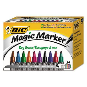 24 Dry Erase Markers