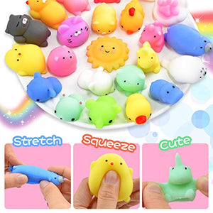 40 Mini Squishies