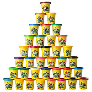 36 Kiddy Dough Tubs
