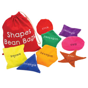 Shapes Beanbags