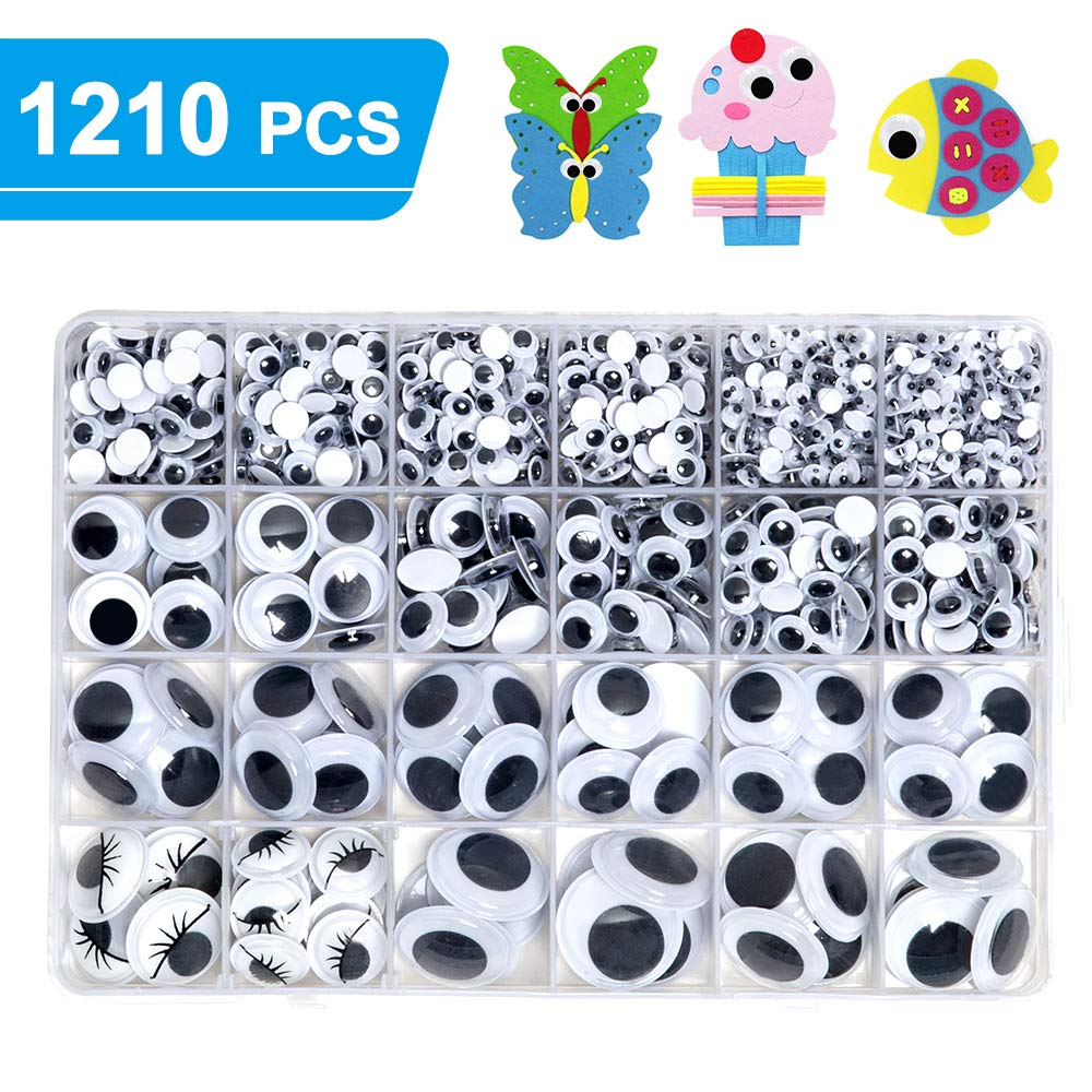 1210 Googly Eyes