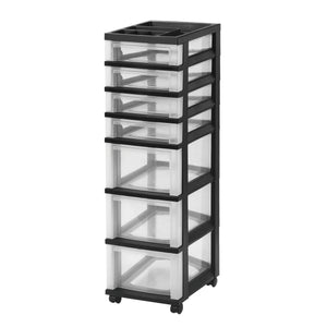 7-Drawer Storage Cart