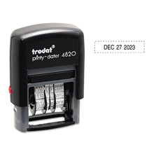 Self-inking Date Stamp