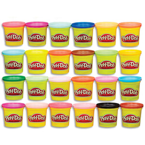 24 Play-Doh Tubs