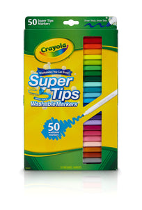 50 Super Tips Markers