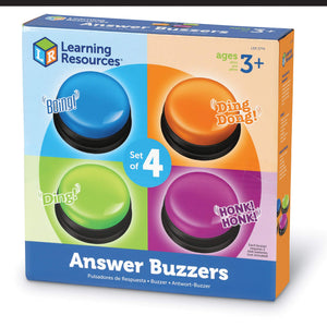 4 Answer Buzzers