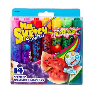 14 Scented Markers